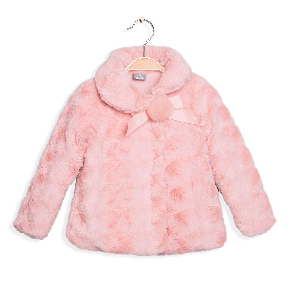 Image de Abrigo  bebé rosa Blancanieves