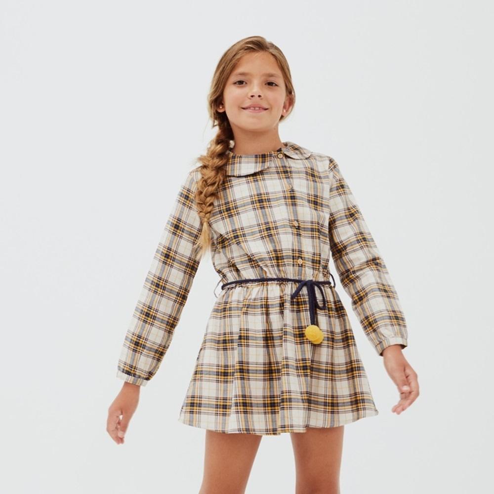 Imagen de Vestido niña Pinocho