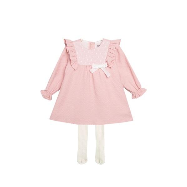 Image de Vestido bebé purpurina Blancanieves