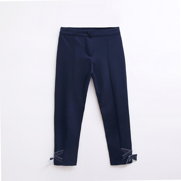 Picture of pantalon elastico marino