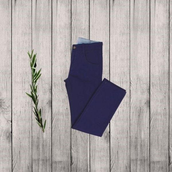 Imagen de Pantalón largo azul niño
